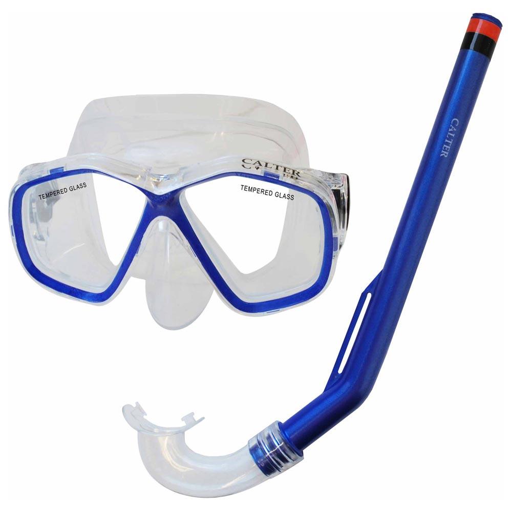 Calter Παιδική μάσκα κατάδυσης με αναπνευστήρα